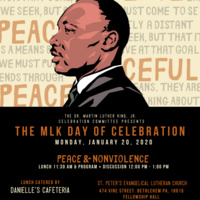 MLK Day of Celebration: Peace & Nonviolence | MLK Committee