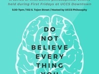 First Friday - Philosophy in the City, Feb.