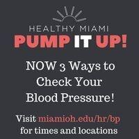 HealthyMiamiOH Blood Pressure