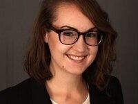 Ashley Bradford, Ph.D. student, Indiana University
