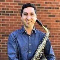 Saxophone Sunday: Samir Kambarov, saxophone