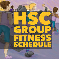 HSC Group Fitness Schedule