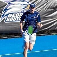 Men's Tennis vs. Mercer University