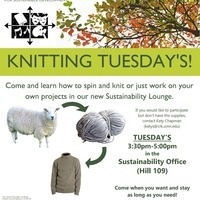 Knitting Tuesday's
