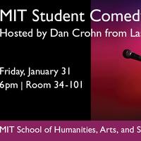 MIT Student Comedy Showcase 2020