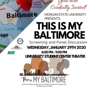 This Is My Baltimore Screening