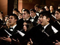 Glee Club and Chorus Return from Tour Concert: CU Music