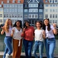 UT Students in Copenhagen
