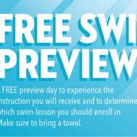 Free Swim Preview