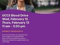 UCCS Blood Drive