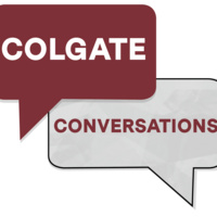Colgate Conversations Brown Bag Series
