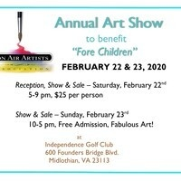 Bon Air Artists Association's Annual Art Show to benefit Fore Children