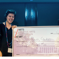 $15K Creative Arts Competition Workshop: Articulating business plans and developing successful pitches