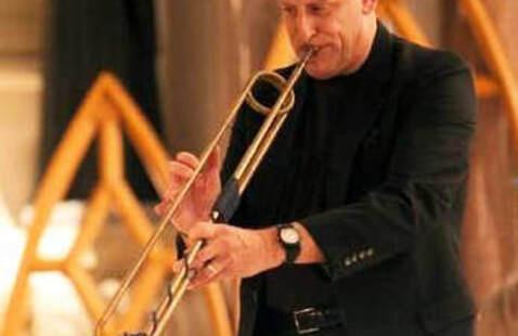 Guest Artist Adam Gordon, Baroque Trumpet