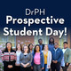 Public Health: Prospective Student Day, Doctoral Degree