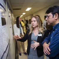 MS Biochemistry Spring Poster Presentations