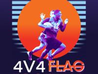 Intramural 4v4 Flag Football