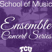 School of Music ensemble concert series graphic