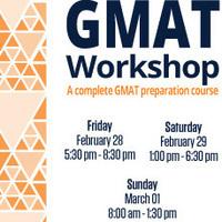 Graduate Management Admission Test (GMAT) Workshop