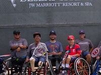 Desert Ability Center Tennis Tournament Fundraiser