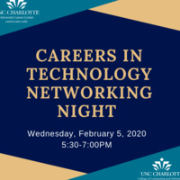 Careers in Technology Networking Night 2020