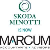 Marcum formerly Skoda Minotti Summer Leadership Information Table
