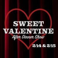 Karli  Webster's Sweet Valentine After Dinner Show
