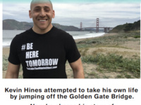 Kevin Hines - Suicide Prevention Guest Speaker Event