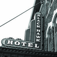 Murder Mystery Party at The Black Hawk Hotel