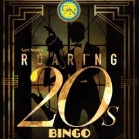 Roaring 20's Bingo Poster