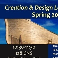 Creation & Design Lecture Series