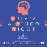 Trivia & Bingo Night