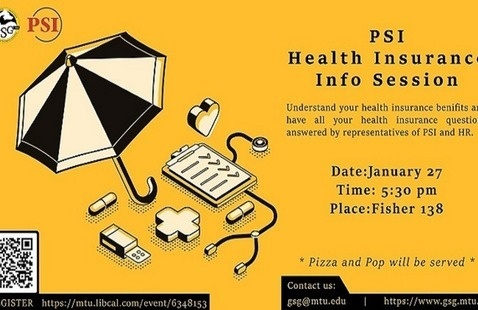 PSI Health Insurance Info Session