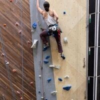 Three Part Lead Climbing and Belaying Series