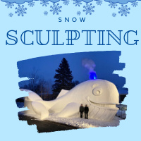 Snow Sculpting