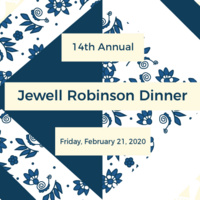 14th annual Jewell Robinson Dinner