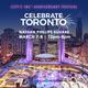 Celebrate Toronto - City's 186th Anniversary Festival