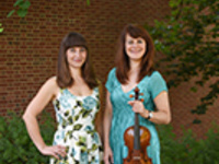 Sezi Seskir, piano, and Lucy Russell, violin: CU Music