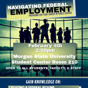 Navigating Federal Employment