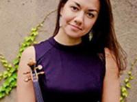 CANCELLED Ariana Kim, violin: CU Music