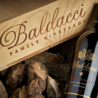 Baldacci Family Vineyards Wine Tasting with Special Guest Michael Baldacci