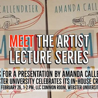 Meet the Artist - Amanda Callendrier