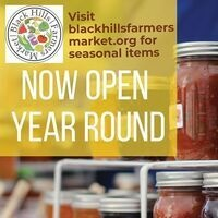 Black Hills Farmers Market - Winter Market