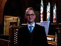 MIchael Plagerman, organ: CU Music