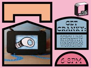 GET CRANKY: Panoramic Scrolling Workshop