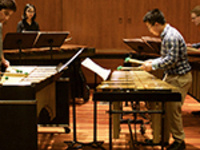 CANCELLED Percussion Ensemble: CU Music