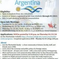 Martindale Program Info