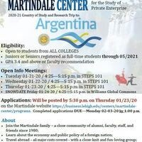 Martindale Program Information