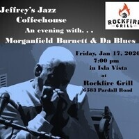 Jeffrey's Jazz Coffeehouse Morganfield & Da Blues