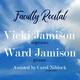 Faculty Recital: Vicki Jamison